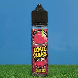 Cherry Eliquid by Love Slush 50ml shortfill