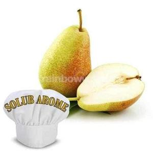 morning pear aroma Solub Arome flavour concentrate Solub Arome