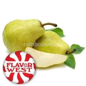 Flavorwest Pear Flavor West Flavour Concentrate - rainbowvapes