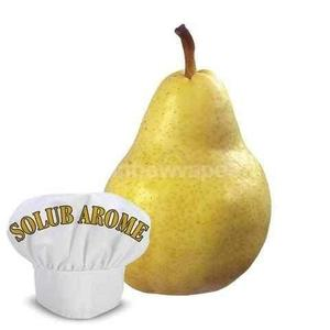 pear Solub Arome flavour concentrate: poire ar™me alimentaire - rainbowvapes