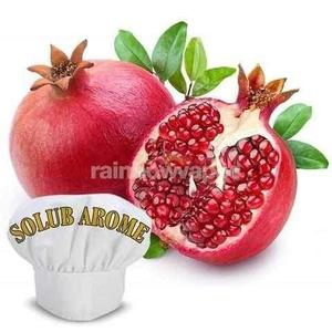 Solub Arome pomegranate Solub Arome flavour concentrate - rainbowvapes