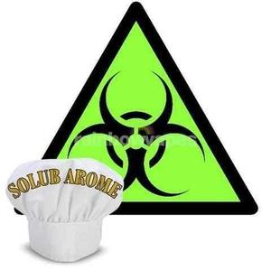 Reactor Fluid Solub Arome flavour concentrate