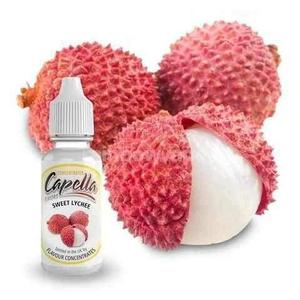 Sweet Lychee Capella flavour concentrate - rainbowvapes