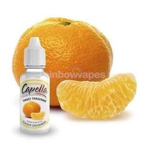 Sweet Tangerine Capella flavour concentrate - rainbowvapes