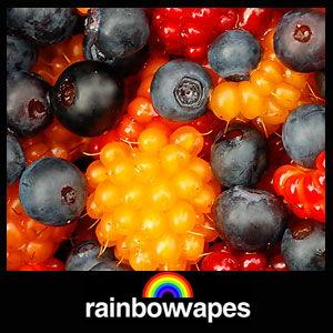 Wild Berry E-liquid 60ml by Rainbowvapes