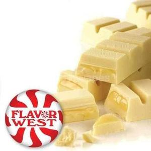 Flavorwest White Chocolate Flavour Concentrate By Flavor West - rainbowvapes