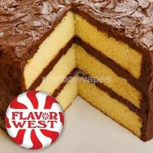 Cake (Yellow) Flavour Concentrate by Flavorwest Flavorwest