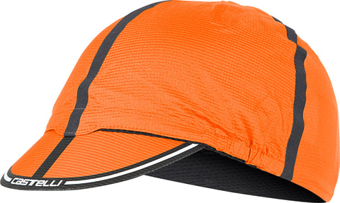 Castelli RoS Cycling Cap - Orange - UNI