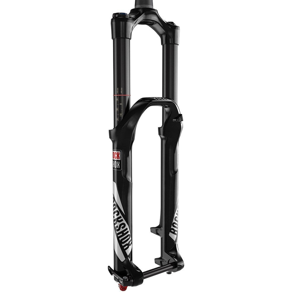 "Rock Shox Yari RC 27.5"" 15x100 Solo Air 150mm"