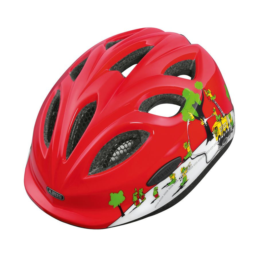 Abus Smiley Kids Helmet