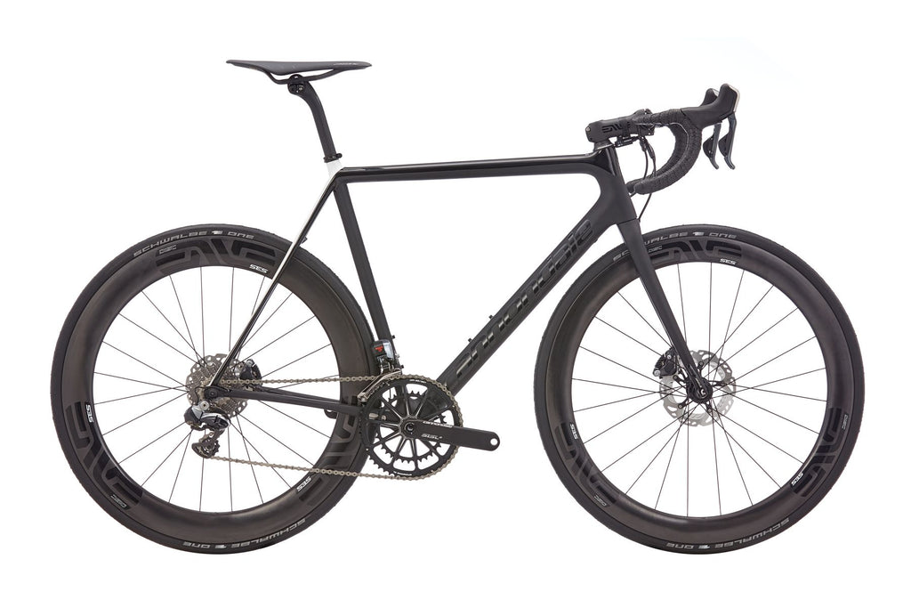 Cannondale SuperSix EVO HiMod Disc Black Inc 2018