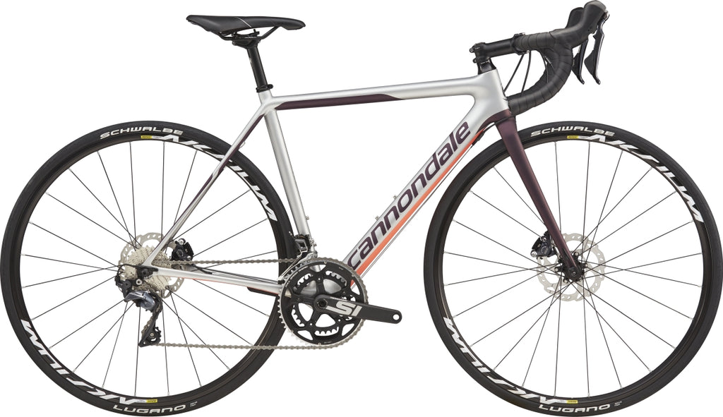 Cannondale SuperSix EVO Carbon Disc Women's Ultegra 2018