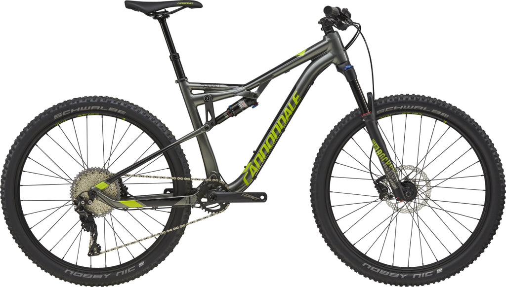 Cannondale Habit Alu 4 2018