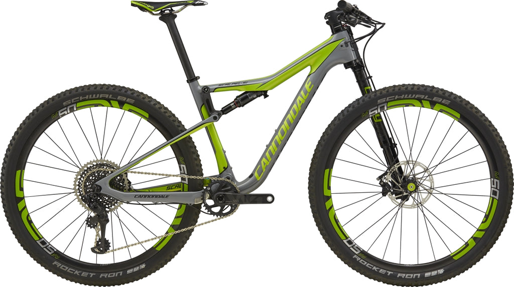 Cannondale Scalpel Si HiMod Team 2018