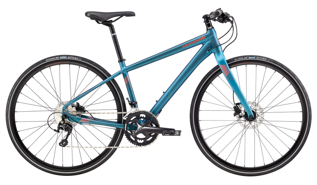 Cannondale Quick Disc 1 Women's 2018