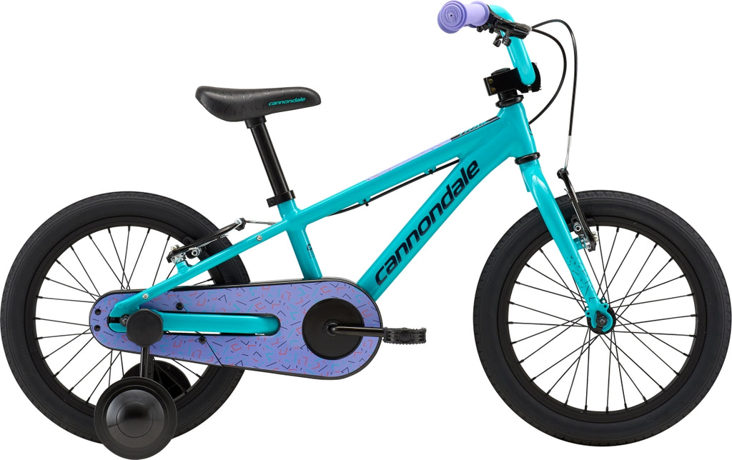 Cannondale Kids Trail FW 16inch Girls 2018