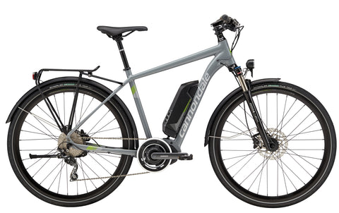 Cannondale Quick Neo Tourer eBike 2018