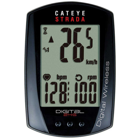 Cateye Strada Digital 2.4Ghz Wireless Speed/Cadence