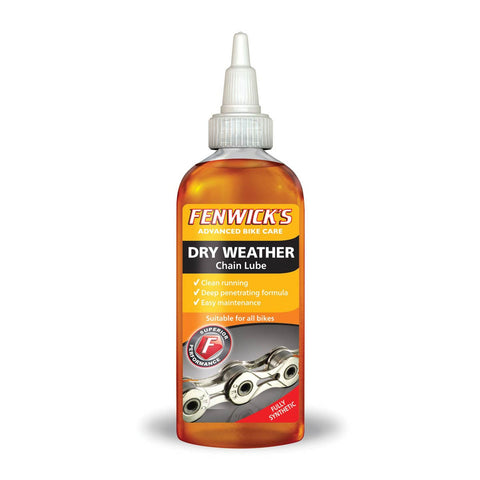Fenwick's Dry Weather Chain Lube 100ml