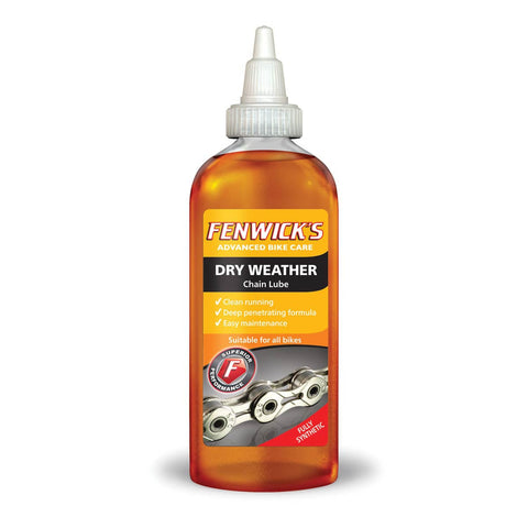Fenwick's Dry Weather Chain Lube 250ml