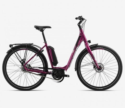 Orbea Optima Asphalt 30 LR Electric 2018