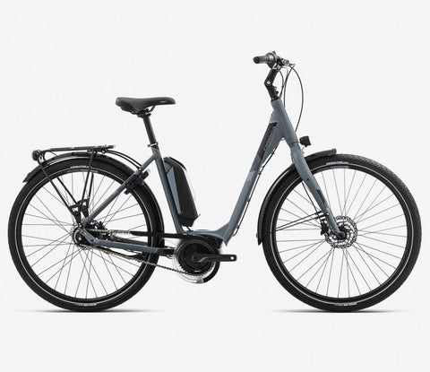 Orbea Optima Asphalt 20 LR Electric 2018
