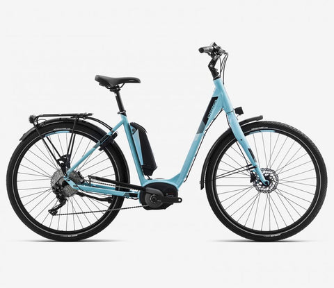 Orbea Optima Asphalt 10 LR Electric 2018