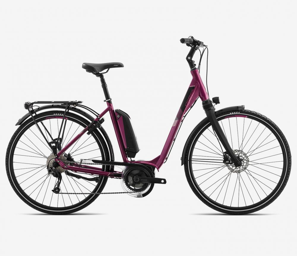 Orbea Optima Comfort 30 LR Electric 2018