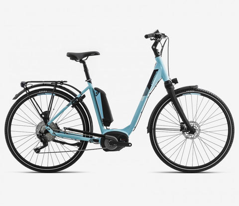 Orbea Optima Comfort 10 LR Electric 2018