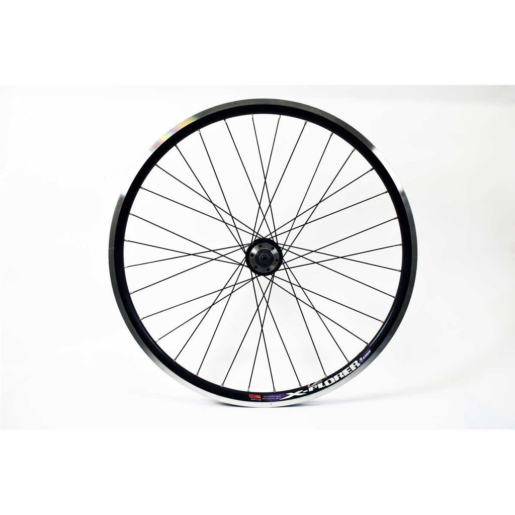 Wilkinson Wheels Rear Wheel Dbl Wall Mtb Qr 8/9 Speed Disc/V Blk