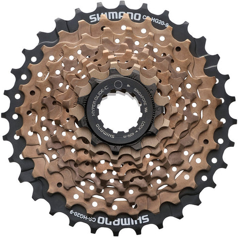 Shimano Cs-Hg20 9-Speed Cassette