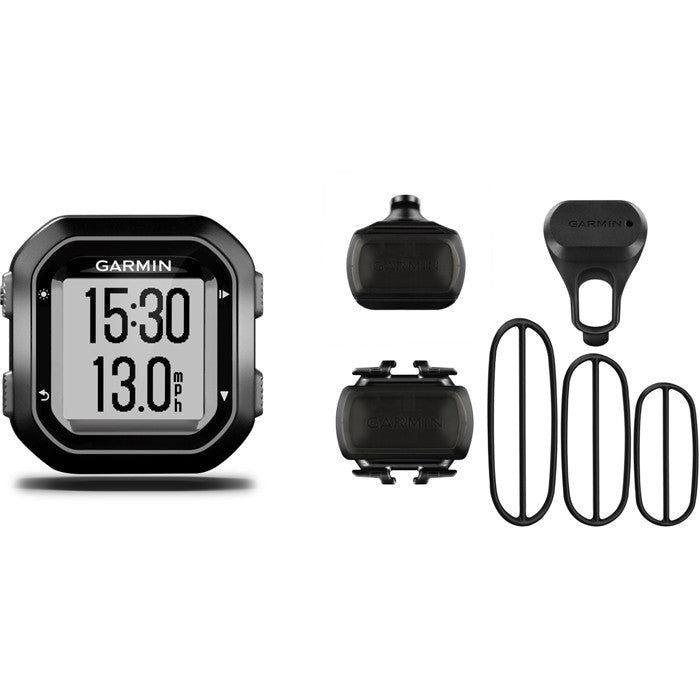 Garmin Edge 25 GPS Computer with Cadence and Speed