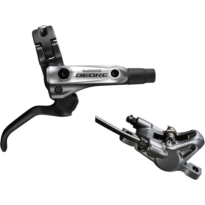 Shimano Br-M615 Deore Bled I-Spec-B Compatible Brake Lever/Post Mount Calliper