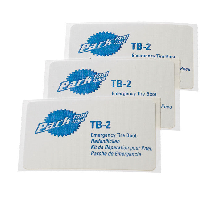 Park Tb2C - Emergenesiscy Tyre Boot - Set Of 3