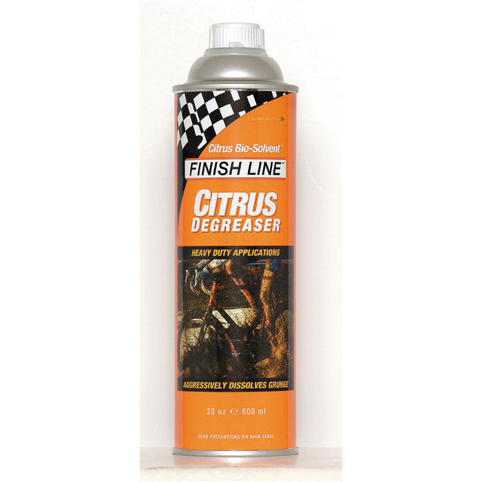Finish Line Citrus Degreaser Bottle
