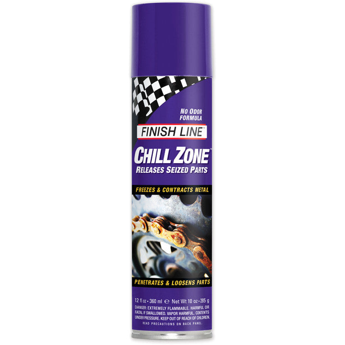 Finish Line Chill Zone Aerosol