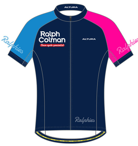 Ralphies Shop Team Womens Short Sleeve Jersey