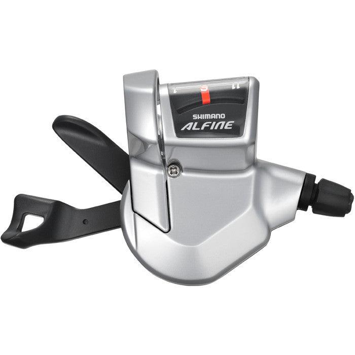 Shimano Sl-S700 Alfine 11-Speed Rapidfire Lever - Right Hand - Silver