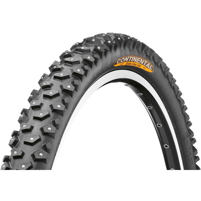 Continental Spike Claw 26 X 2.1 Inch 240 Spikes Black Tyre