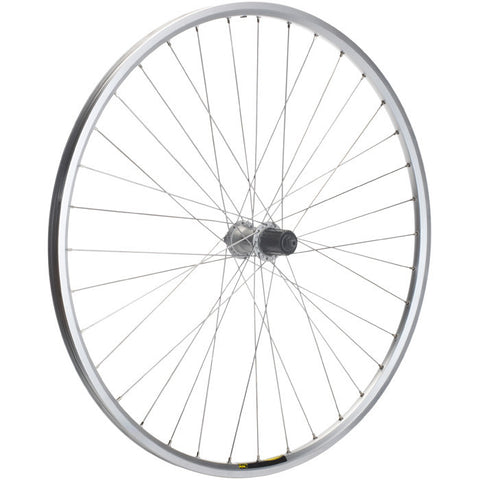M:Part Shimano Deore / Mavic A319 Silver / Dt Swiss P/G 36 Hole Rear Wheel