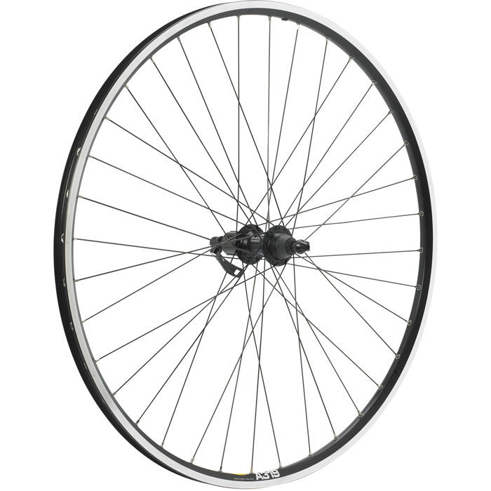 M:Part Shimano Deore / Mavic A319 Black / Dt Swiss P/G 36 Hole Rear Wheel