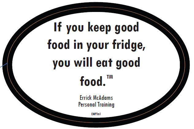 Food in Fridge Magnet