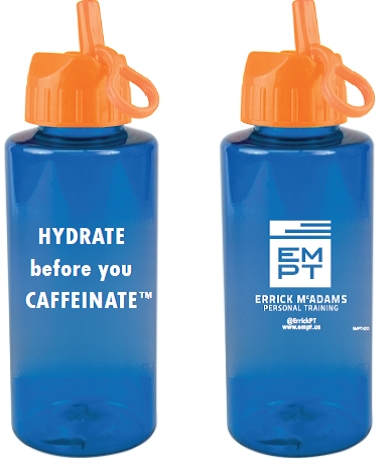 EMPT Hydrate Water Bottle