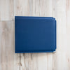 Cobalt 12x12 Faux Leather Album