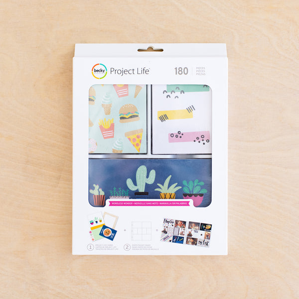 Wordless Wonder Value Kit