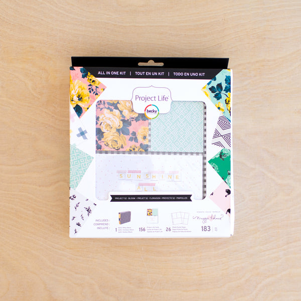 Project 52 - Bloom All-in-One Kit