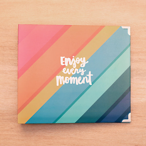 Wander Designer Album - Pocket Scrapbooking & Memory Keeping - 1