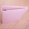 Pink 6x8 Faux Leather Album