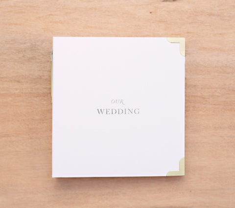 Southern Weddings 6x8 Album + Pages - Pocket Scrapbooking & Memory Keeping - 1