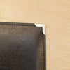 Black 10x10 Faux Leather Album